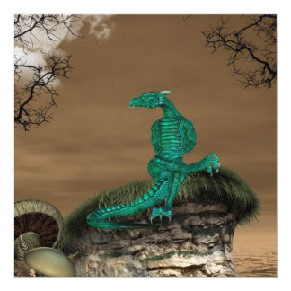 Dragons Lair  Invitations