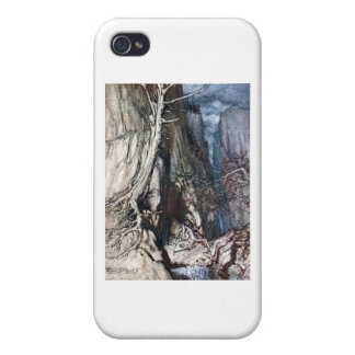 dragons lair iPhone 4/4S cover