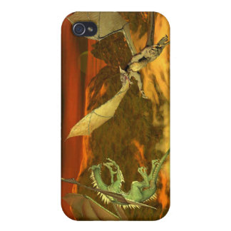 Dragons Lair iPhone Cover