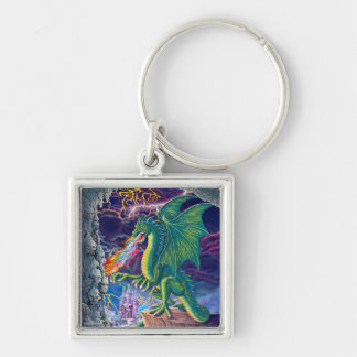 Dragons Lair keychain