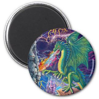 Dragon's Lair Refrigerator Magnets