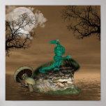 Dragons Lair Poster