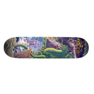 Dragon's Lair Skateboard