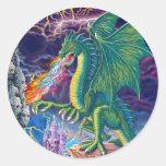 Dragon's Lair Sticker