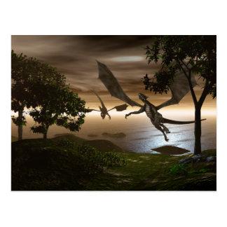 Dragons Lake Postcard