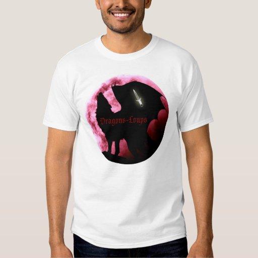 Dragons-Loups T-Shirt