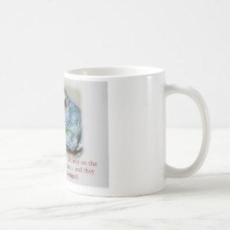 Dragons Love Knights Coffee Mug