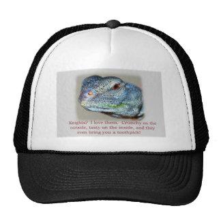 Dragons Love Knights Trucker Hat