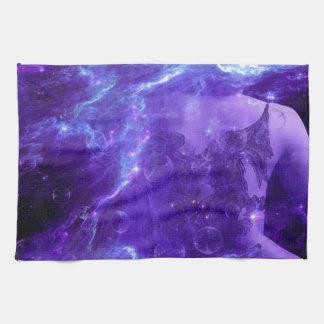 Dragon's Mate's Dreams Towels