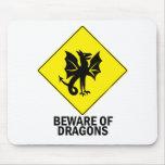 Dragons Mouse Mat