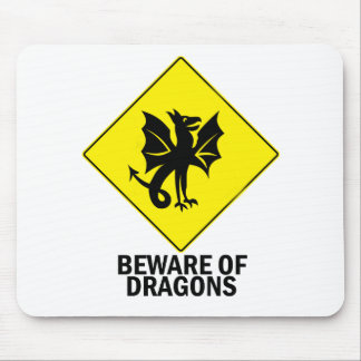 Dragons Mouse Pad