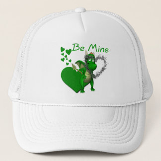 Dragons Need Valentines Too! Trucker Hat