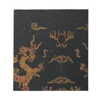 Dragons Scratch Pads