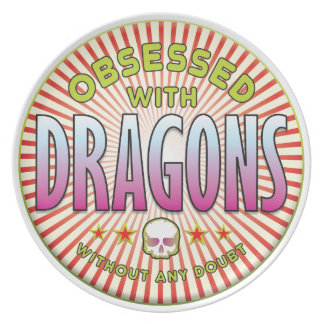 Dragons Obsessed R Plates