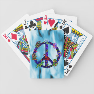 Dragons Of Peace Bicycle Playing Cards
