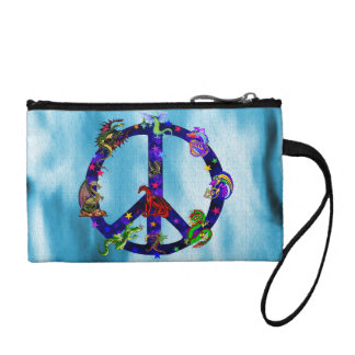 Dragons Of Peace Coin Purse