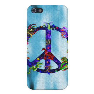 Dragons Of Peace iPhone 5 Covers
