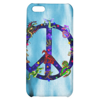 Dragons Of Peace iPhone 5C Covers