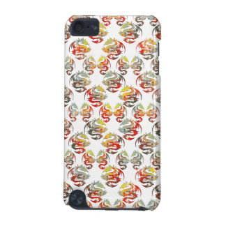 DRAGONS PATTERN iPod TOUCH (5TH GENERATION) COVER