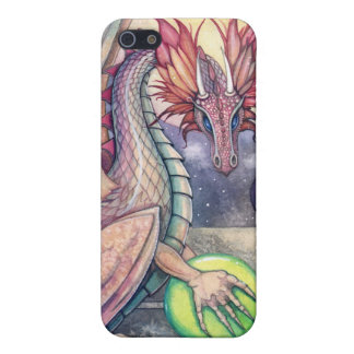 Dragon's Perch Dragon iPhone Case Cover For iPhone 5