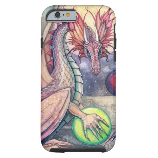 Dragon's Perch Fantasy Art by Molly Harrison Tough iPhone 6 Case