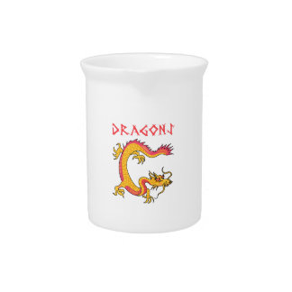 Dragons Drink Pitchers