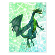 Dragons Postcard