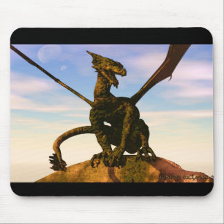Dragon's Reign Mouse Pad