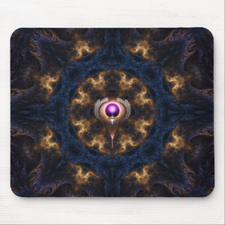 Dragons Ring Of Fire Mouse Pad