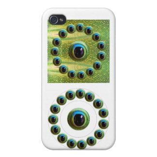 Dragon's Sharp HD Definition Camera Eye iPhone 4/4S Case