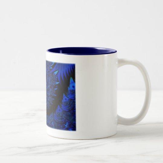 Dragon's Tail Two-Tone Coffee Mug