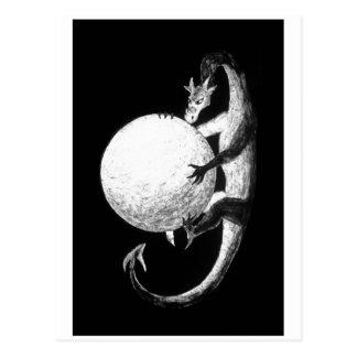 Dragon's Treasure Postcard