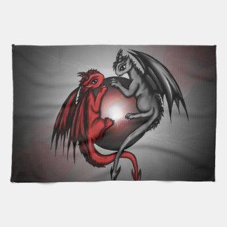 Dragons Universe Hand Towels