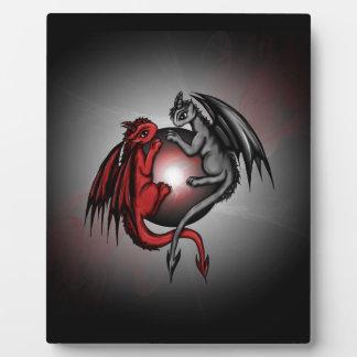Dragons Universe Plaque