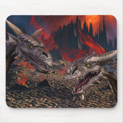 Dragons World Mousemat