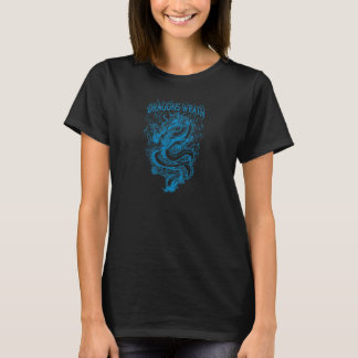 Dragons Wrath Blue T-Shirt