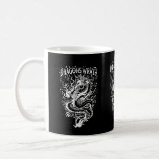 Dragons Wrath Yellow Coffee Mug