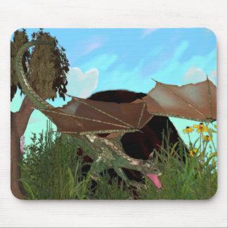 dragonsden mousepad
