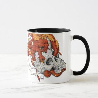 Dragonskull Perch Mug