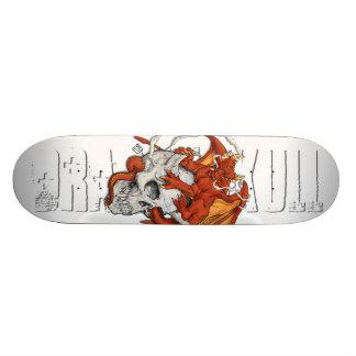 Dragonskull Perch Skate Board Decks