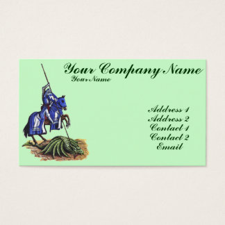 Dragonslayer Business Card