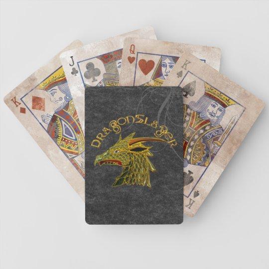 Dragonslayer Playing Cards