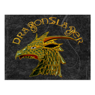 Dragonslayer Postcard