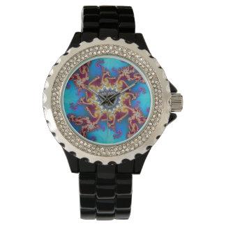 Dragontail para hombre relojes de mano