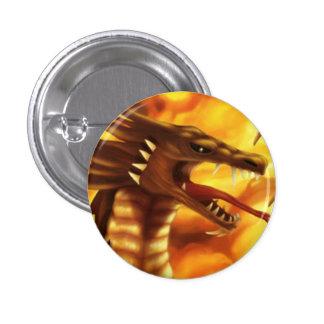 Dragoon Pinback Button
