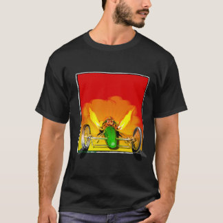 Dragster Front T-Shirt