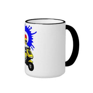 Dragster mug