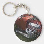 Dragster's Dream keychain