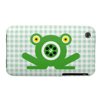 Drain Frog® iPhone 3 Case