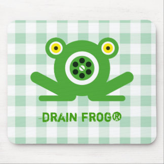 Drain Frog Mouse Pad